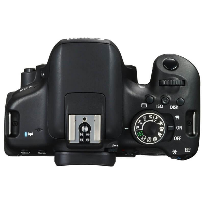 DSLR Canon EOS 750D
