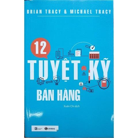 Sách 12 tuyệt kỹ bán hàng