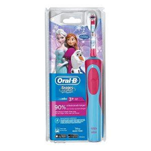 Bàn chải đánh răng điện cho bé Braun Oral-B Kids