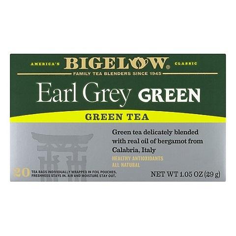 Bigelow Trà Xanh Earl Grey