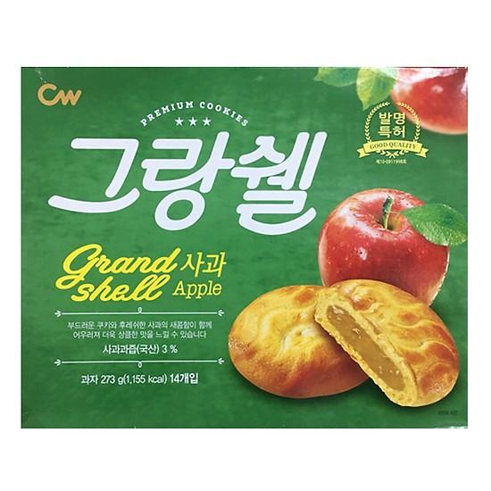 Bánh quy nhân táo