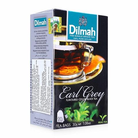 Dilmah Trà Earl Grey