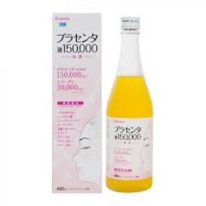 FRACORA Nước Uống Placenta Collagen