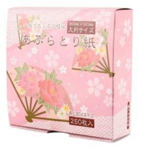 Kyowa Shiko Giấy Thấm Dầu (Nhật Bản, 250 tờ, 90mm x 90mm)