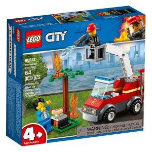 Lego City cứu hỏa