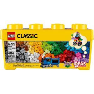 Lego Classic thùng gạch trung