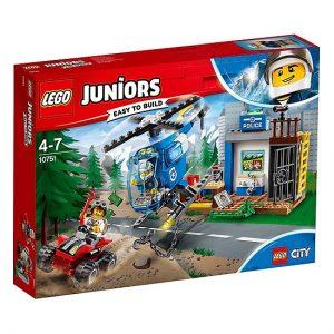 Lego Juniors rượt đuổi cảnh sát