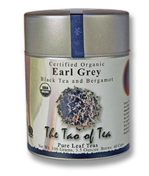 The Tao Of Tea Trà Earl Grey Hữu Cơ