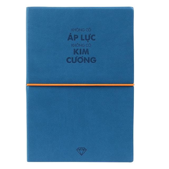Blueangel Sổ Tay Weekly Planner Bìa Da A5 NDH-GM63