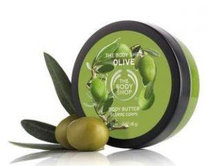 Bơ dưỡng thể The Body Shop Olive Body Butter