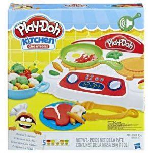 Bột nặn bếp nấu tiện lợi Play Doh B9014