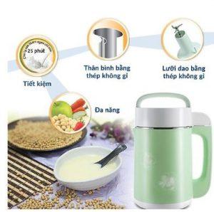 Cách chọn máy làm sữa đậu nành tốt