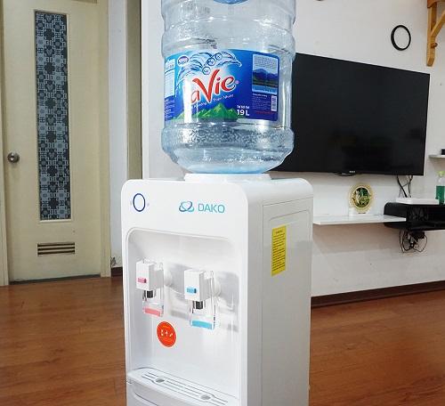 Cây nước nóng lạnh giúp tiết kiệm năng lượng
