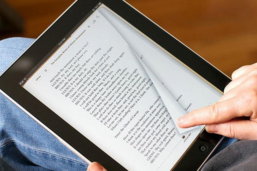 Lựa chọn đọc sách điện tử