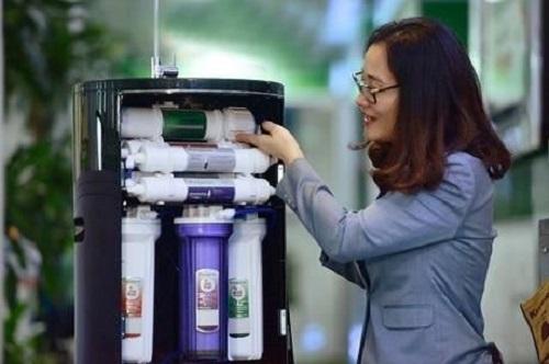 Công nghệ lọc nguồn nước tương ứng