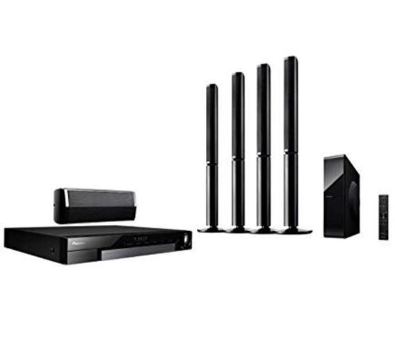 Dàn âm thanh 5.1 kênh Blu-ray 3D Pioneer MCS-838