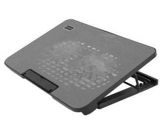 Đế tản nhiệt laptop N99 2 quạt đế nâng
