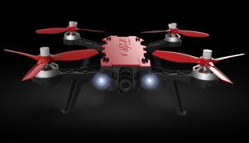 """Dòng Flycam chuyên dùng để """"Đua"""""""