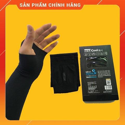 Găng tay chống nắng nam, chống tia UV cao cấp xỏ ngón