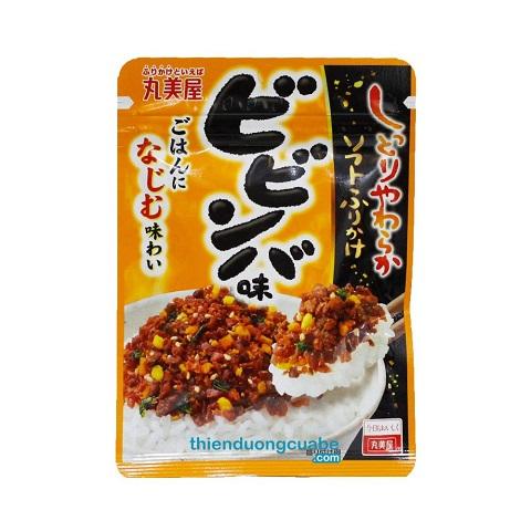 Gia Vị Rắc Cơm Cá Shirasu Marumiya