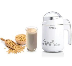 Hoạt động của máy làm sữa đậu nành
