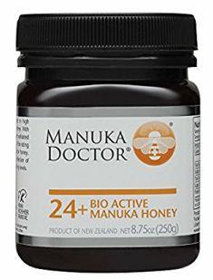 Manuka Doctor Mật Ong Manuka Bio Active 24+ 250 gr