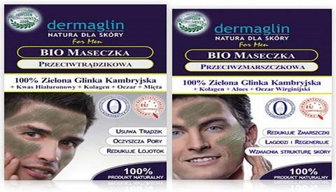 Dermaglin Mặt Nạ cho Nam Bio Anti-Acne