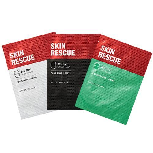 Missha For Men Mặt Nạ cho Nam Skin Rescue