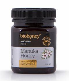 Mật ong Manuka Bio Honey MG