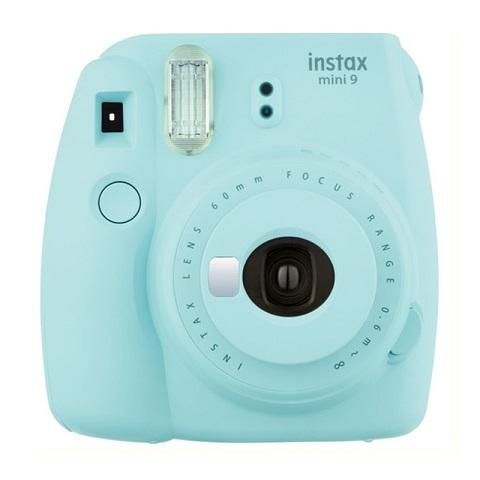 Máy Ảnh Selfie Lấy Liền Fujifilm Instax Mini 9 - Ice Blue