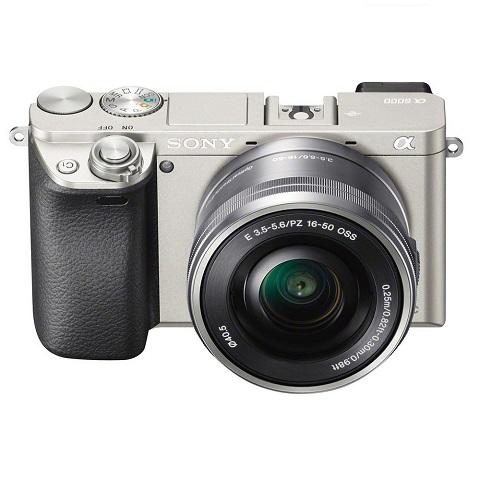 Máy Ảnh Sony Alpha A6000 + 16-50mm