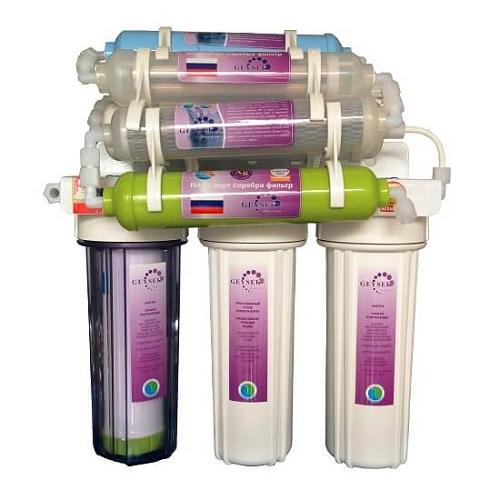 Đặc điểm máy lọc nước Nano