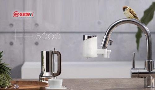 máy lọc nước tại vòi 7
