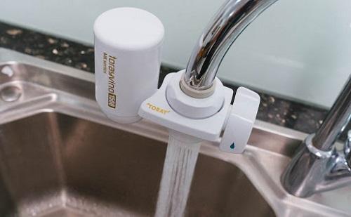 máy lọc nước tại vòi 8