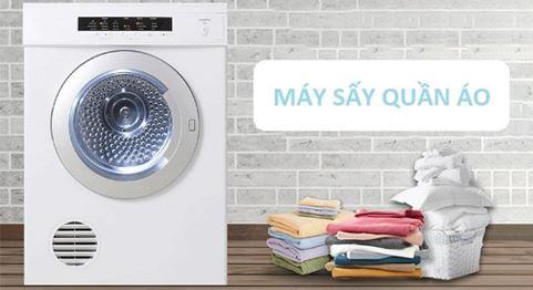 Đánh giá máy sấy quần áo
