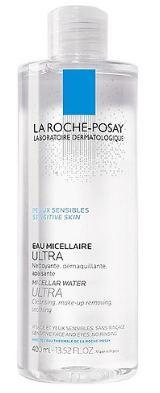 Nước Tẩy Trang Làm Sạch Sâu Cho Da Nhạy Cảm La Roche-Posay Micellar Water Ultra Sensitive Skin