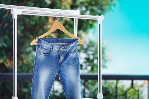 Móc treo quần áo khó làm mất dáng