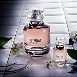 Givenchy Nước Hoa Givenchy Parfum L'interdit 6ml