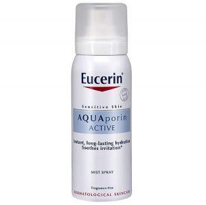 Xịt khoáng Chống Lão Hóa Eucerin Aquaporin Active