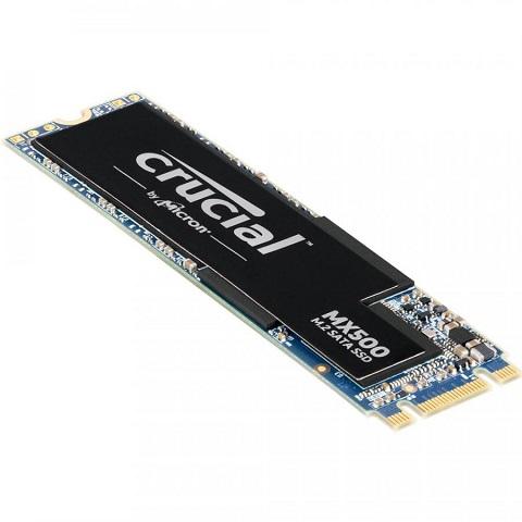 SSD Crucial MX500 3D-NAND M.2 2280 SATA III 250GB