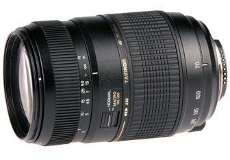 Ống Kính Zoom Full-Frame Tamron AF70-300mm f/4-5.6 Di LD MACRO