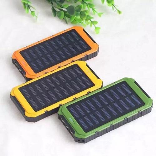 sạc dự phòng năng lượng mặt trời