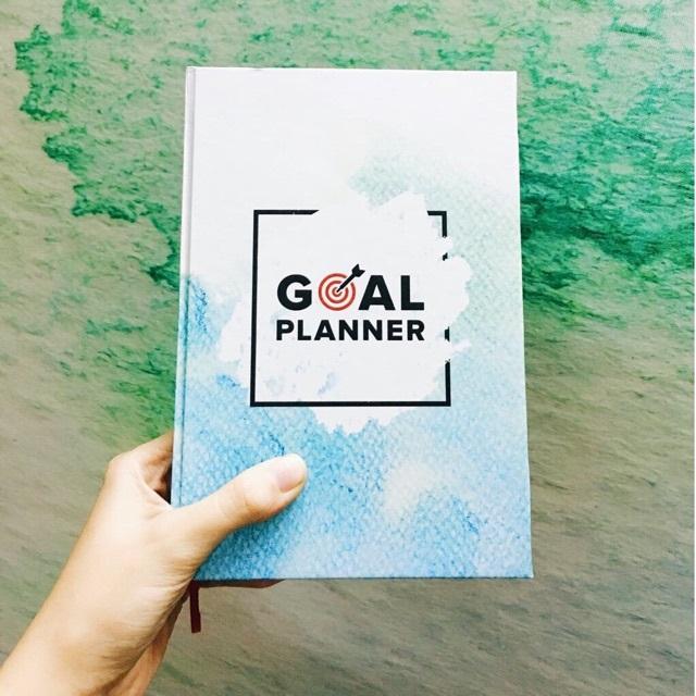 OEM Sổ Tay Lập Kế Hoạch Goal Planner