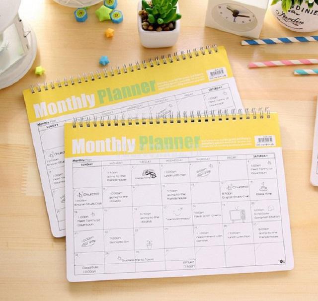 Sổ tay planner có tác dụng thế nào