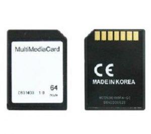 Thẻ nhớ Multimedia Card – MMC