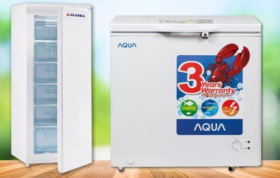 Thương hiệu tủ lạnh mini tốt