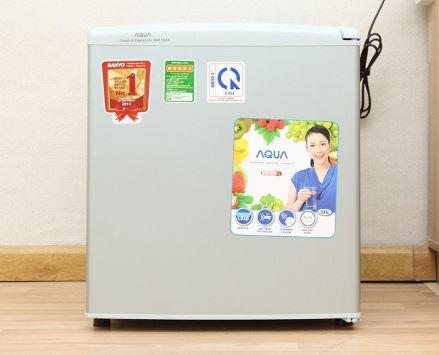 Tủ Lạnh Mini Aqua AQR-55ER-SS