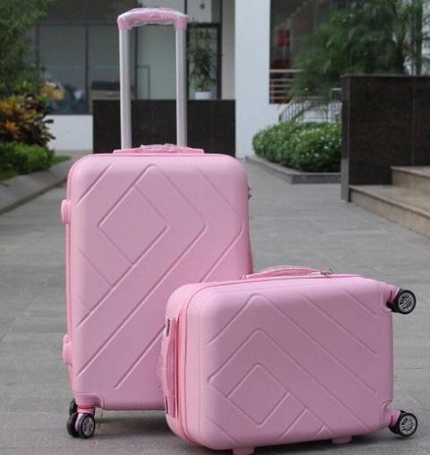 Dòng vali siêu nhẹ nhựa PC + ABS
