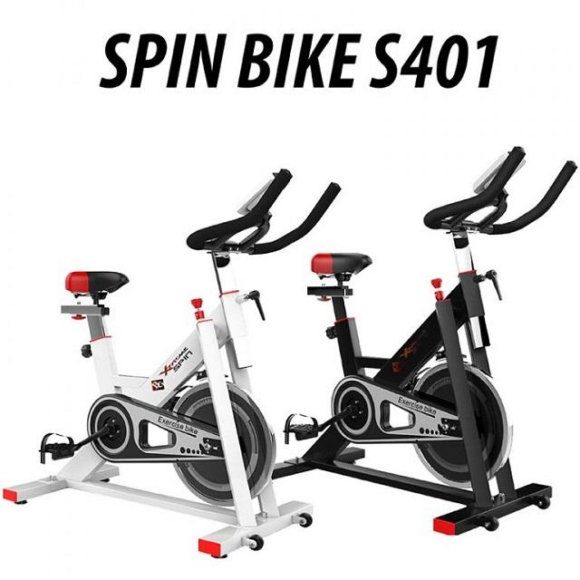 Xe đạp tập thể dục BG S401