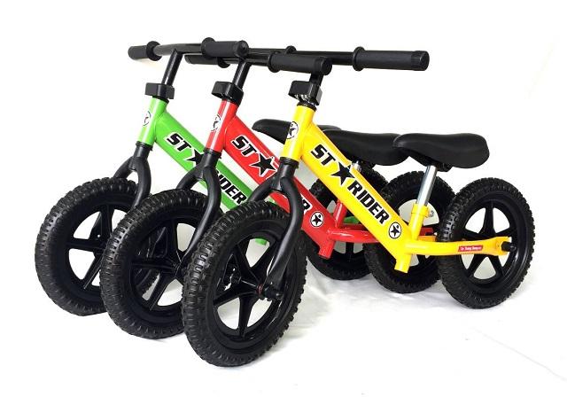 Xe đạp tập thăng bằng Starider